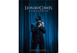 Leonard Cohen - Live In Dublin - (CD + DVD)