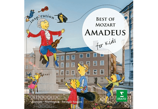 KARAJAN,HERBERT VON/NORRINGTON,ROGER - Amadeus For Kids - (CD)