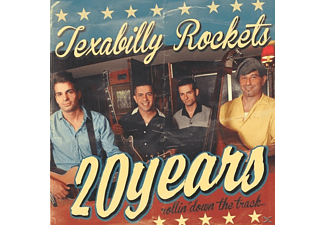 The Texabilly Rockets - 20 Years Rollin' Down The Track - (Vinyl)