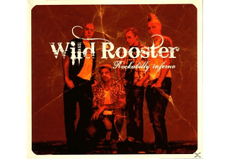 Wild Rooster - Rockabilly Inferno - (CD)