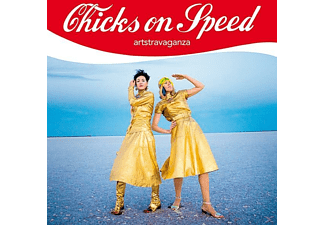 Chicks On Speed - Utopia - (LP + Bonus-CD)