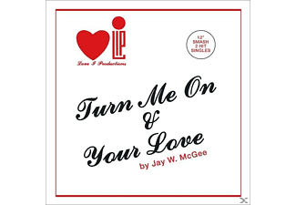 "Jay W. Mcgee - Turn Me On 12"" [Vinyl]"