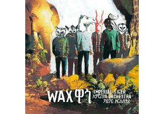 Imperial Tiger Orchestra - Wax [CD]