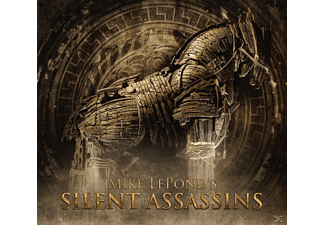 Mike Lepond - Mike Lepond's Silent Assasins [CD]