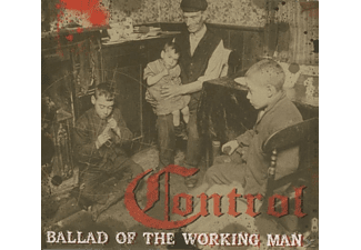 The Control - Ballad of the working man - (CD)