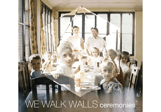 We Walk Walls - Ceremonies [CD]
