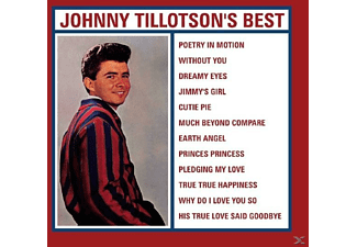 Johnny Tillotson - Best [CD]