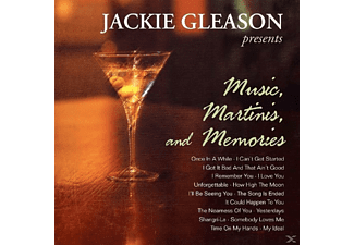 Jackie Gleason - Music Martinis & Memories [CD]