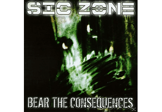 Sic Zone - Bear The Consequences - (CD)