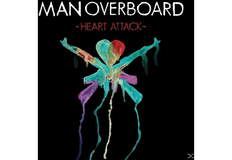 Man Overboard - Heart Attack - (CD)