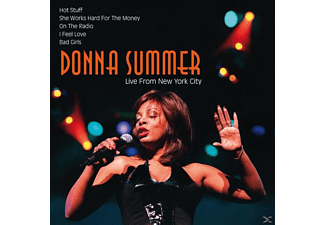 Donna Summer - Live From New York City - (Vinyl)
