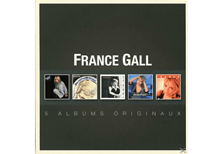 France Gall - Original Album Series [CD]