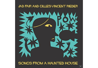 Fair,Jad/Rieder,Gilles-Vincent - Songs From A Haunted House [Vinyl]