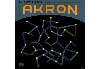 Akron - Synaptic Beat - (CD)