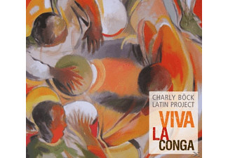 Charly Böck Latin Project - Viva la conga - (CD)