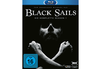 Black Sails - Staffel 1 [Blu-ray]