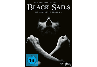 Black Sails - Staffel 1 [DVD]