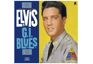 Elvis Presley - G.I.Blues+4 Bonus Tracks (L - (Vinyl)