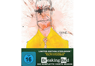 Breaking Bad - Staffel 4 (Steelbook) [DVD]