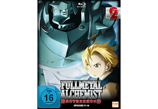 Fullmetal Alchemist - Brotherhood - Volume 2 (Folge 09-16) [Blu-ray]