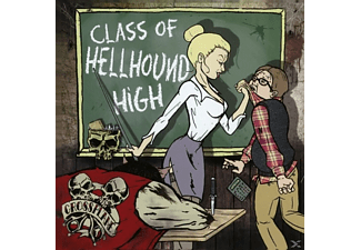 Crossplane - Class of Hellhound High - (CD)