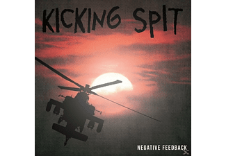 Kicking Spit - Negative Feedback - (Vinyl)