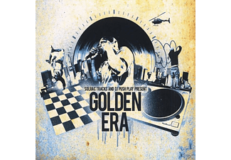 Solrac Tracks & Dj Push Play - Golden Era - (Vinyl)