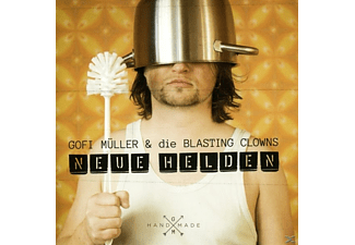 Müller,Gofi &  Blasting Clowns,The - Neue Helden - (CD)