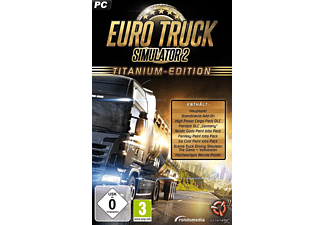 Euro Truck Simulator 2 (Titanium-Edition) - PC
