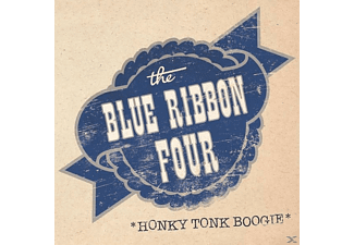 "The Blue Ribbon Four - Honky Tonk Boogie 10"" (Lim.Ed.) [Vinyl]"