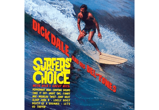 Dick Dale And His Del-tones - Surfer's Choice - (CD)