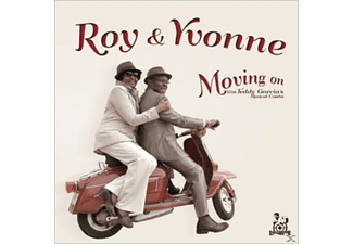 Panton,Roy/Harrison,Yvonne - Moving On [CD]