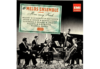 Melos - Icon: Melos Ensemble - (CD)