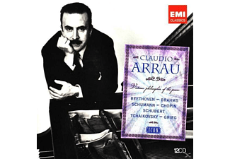 Claudio & Various Arrau, Claudio Arrau - Icon: Claudio Arrau - (CD)