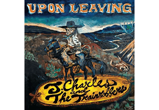 J -& The Trainrobbers- Charles - Upon Living - (CD)