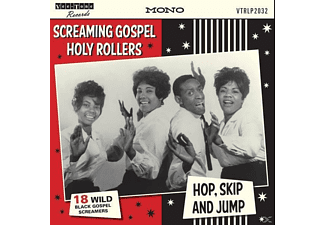 VARIOUS - Screaming Gospel Holy Rollers Hop, - (Vinyl)
