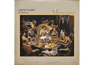 Ghost Knife - Kill Shelter,Yes! - (CD)