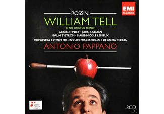 Oascr, Antonio Pappano, Gerald Finley, John Osborn - Rossini: William Tell (French Version) [CD]