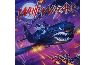 White Wizzard - Flying Tigers - (CD)