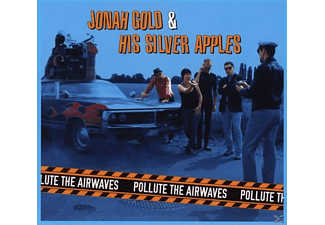 "Jonah Gold, His Silver Apples - Pollute The Airwaves (12"" Vinyl) - (Vinyl)"