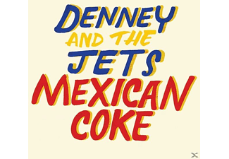 Denney And The Jets - Mexican Coke - (CD)