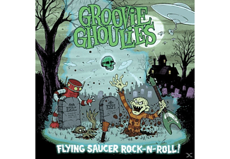 Groovie Ghoulies - Flying Saucer Rock'n Roll - (CD)