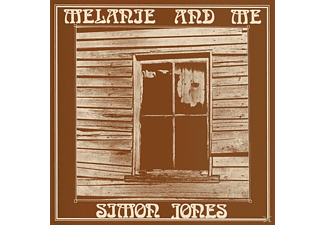 Simon Jones - Melanie & Me - (Vinyl)
