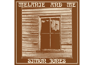 Simon Jones - Melanie & Me - (CD)
