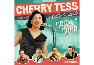 Cherry & Her Rhythm Sparks Tess - Drip Drop [CD]