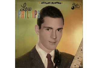 Lew Phillips - Lew Phillips [CD]