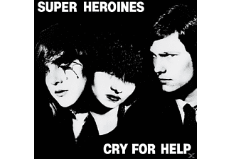 Super Heroines - CRY FOR HELP - (Vinyl)