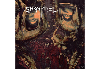 Shrapnel - The Virus Conspires - (Vinyl)