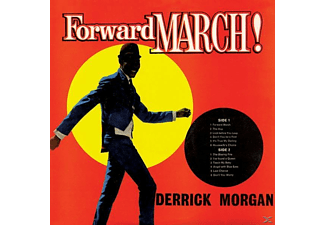 Derrick Morgan - Forward March - (Vinyl)