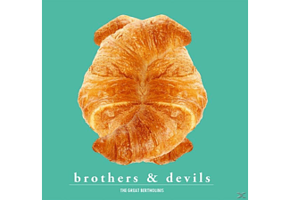 The Great Bertholinis - Brothers & Devils - (CD)